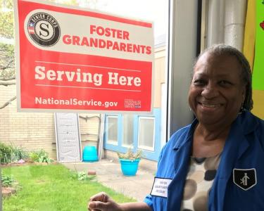 Senior Volunteer Services